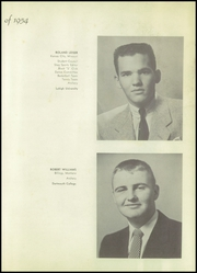 Page 17, 1954 Edition, Robert Louis Stevenson High School - Spyglass Yearbook (Pebble Beach, CA) online yearbook collection