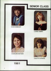 Page 8, 1981 Edition, Ninilchik School - Wolverine Yearbook (Ninilchik, AL) online yearbook collection