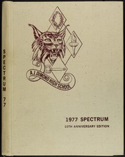 Page 1, 1977 Edition, Dimond High School - Spectrum Yearbook (Anchorage, AK) online yearbook collection