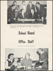 Page 11, 1956 Edition, Juneau High School - Totem Yearbook (Juneau, AK) online yearbook collection