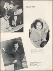 Page 12, 1956 Edition, Juneau High School - Totem Yearbook (Juneau, AK) online yearbook collection