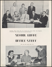 Page 14, 1957 Edition, Juneau High School - Totem Yearbook (Juneau, AK) online yearbook collection