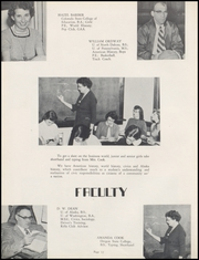 Page 16, 1957 Edition, Juneau High School - Totem Yearbook (Juneau, AK) online yearbook collection