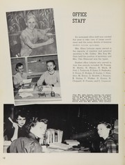 Page 16, 1955 Edition, Anchorage High School - Anchor Yearbook (Anchorage, AK) online yearbook collection