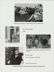 Page 10, 1972 Edition, Seward High School - Marathon Yearbook (Seward, AK) online yearbook collection