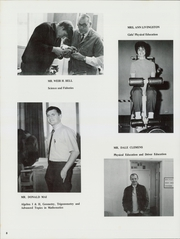 Page 12, 1972 Edition, Seward High School - Marathon Yearbook (Seward, AK) online yearbook collection