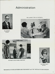 Page 7, 1972 Edition, Seward High School - Marathon Yearbook (Seward, AK) online yearbook collection