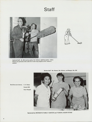 Page 8, 1972 Edition, Seward High School - Marathon Yearbook (Seward, AK) online yearbook collection