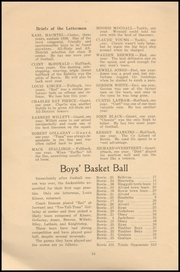 Page 16, 1931 Edition, Bowie High School - Jackrabbit Yearbook (Bowie, TX) online yearbook collection