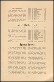 Page 17, 1931 Edition, Bowie High School - Jackrabbit Yearbook (Bowie, TX) online yearbook collection