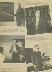 Page 12, 1940 Edition, Bowie High School - Jackrabbit Yearbook (Bowie, TX) online yearbook collection