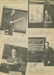 Page 13, 1940 Edition, Bowie High School - Jackrabbit Yearbook (Bowie, TX) online yearbook collection
