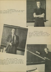 Page 15, 1940 Edition, Bowie High School - Jackrabbit Yearbook (Bowie, TX) online yearbook collection