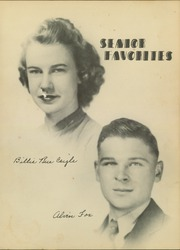 Page 17, 1940 Edition, Bowie High School - Jackrabbit Yearbook (Bowie, TX) online yearbook collection