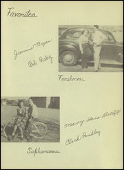 Page 57, 1945 Edition, Bowie High School - Jackrabbit Yearbook (Bowie, TX) online yearbook collection