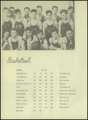 Page 70, 1945 Edition, Bowie High School - Jackrabbit Yearbook (Bowie, TX) online yearbook collection