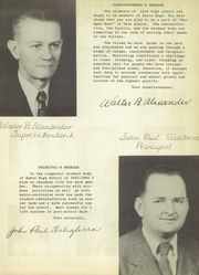 Page 11, 1946 Edition, Bowie High School - Jackrabbit Yearbook (Bowie, TX) online yearbook collection
