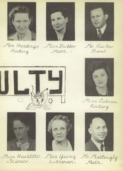 Page 13, 1946 Edition, Bowie High School - Jackrabbit Yearbook (Bowie, TX) online yearbook collection
