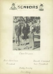 Page 16, 1946 Edition, Bowie High School - Jackrabbit Yearbook (Bowie, TX) online yearbook collection