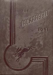Page 1, 1951 Edition, Bowie High School - Jackrabbit Yearbook (Bowie, TX) online yearbook collection