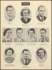 Page 14, 1951 Edition, Bowie High School - Jackrabbit Yearbook (Bowie, TX) online yearbook collection
