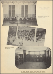 Page 12, 1952 Edition, Bowie High School - Jackrabbit Yearbook (Bowie, TX) online yearbook collection