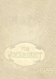Page 1, 1955 Edition, Bowie High School - Jackrabbit Yearbook (Bowie, TX) online yearbook collection