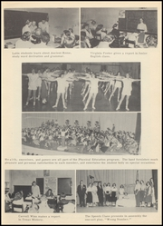 Page 11, 1955 Edition, Bowie High School - Jackrabbit Yearbook (Bowie, TX) online yearbook collection