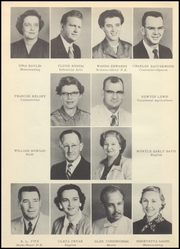 Page 16, 1955 Edition, Bowie High School - Jackrabbit Yearbook (Bowie, TX) online yearbook collection