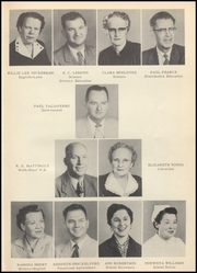 Page 17, 1955 Edition, Bowie High School - Jackrabbit Yearbook (Bowie, TX) online yearbook collection