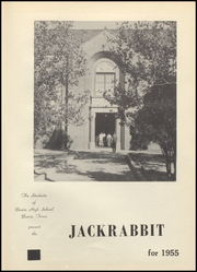 Page 5, 1955 Edition, Bowie High School - Jackrabbit Yearbook (Bowie, TX) online yearbook collection