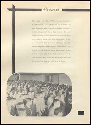 Page 6, 1955 Edition, Bowie High School - Jackrabbit Yearbook (Bowie, TX) online yearbook collection