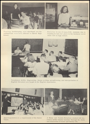 Page 8, 1955 Edition, Bowie High School - Jackrabbit Yearbook (Bowie, TX) online yearbook collection