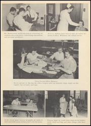 Page 9, 1955 Edition, Bowie High School - Jackrabbit Yearbook (Bowie, TX) online yearbook collection