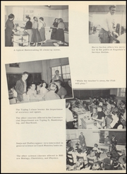 Page 10, 1957 Edition, Bowie High School - Jackrabbit Yearbook (Bowie, TX) online yearbook collection