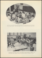 Page 12, 1957 Edition, Bowie High School - Jackrabbit Yearbook (Bowie, TX) online yearbook collection