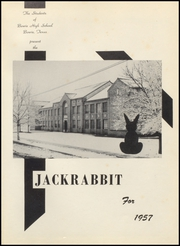 Page 5, 1957 Edition, Bowie High School - Jackrabbit Yearbook (Bowie, TX) online yearbook collection