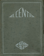 Page 1, 1929 Edition, Central Union High School - La Solana Yearbook (El Centro, CA) online yearbook collection
