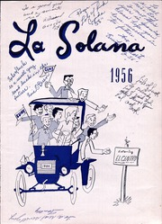 Page 7, 1956 Edition, Central Union High School - La Solana Yearbook (El Centro, CA) online yearbook collection
