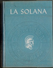 1970 Edition, Central Union High School - La Solana Yearbook (El Centro, CA)