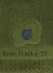 1955 Edition, C F Brewer High School - Bear Tracks Yearbook (White Settlement, TX)