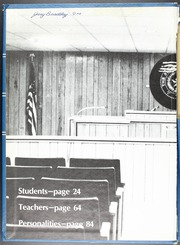 Page 2, 1976 Edition, C F Brewer High School - Bear Tracks Yearbook (White Settlement, TX) online yearbook collection