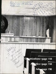 Page 3, 1976 Edition, C F Brewer High School - Bear Tracks Yearbook (White Settlement, TX) online yearbook collection