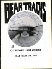 Page 5, 1976 Edition, C F Brewer High School - Bear Tracks Yearbook (White Settlement, TX) online yearbook collection