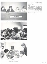 Page 13, 1981 Edition, C F Brewer High School - Bear Tracks Yearbook (White Settlement, TX) online yearbook collection