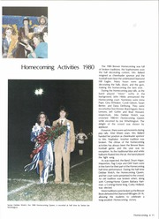 Page 15, 1981 Edition, C F Brewer High School - Bear Tracks Yearbook (White Settlement, TX) online yearbook collection