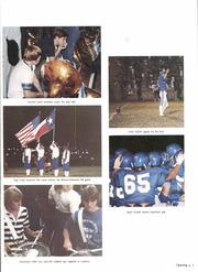 Page 7, 1981 Edition, C F Brewer High School - Bear Tracks Yearbook (White Settlement, TX) online yearbook collection