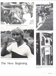 Page 9, 1981 Edition, C F Brewer High School - Bear Tracks Yearbook (White Settlement, TX) online yearbook collection