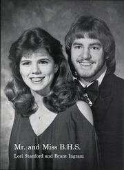 Page 22, 1983 Edition, C F Brewer High School - Bear Tracks Yearbook (White Settlement, TX) online yearbook collection