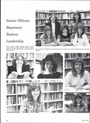 Page 32, 1983 Edition, C F Brewer High School - Bear Tracks Yearbook (White Settlement, TX) online yearbook collection